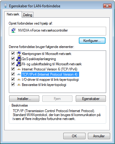IP-adresse Screendump vista_3